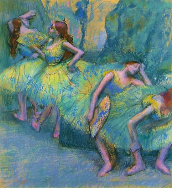 Degas Art Paper 1