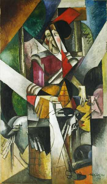 Art History Slide Shows Cubism and Futurism