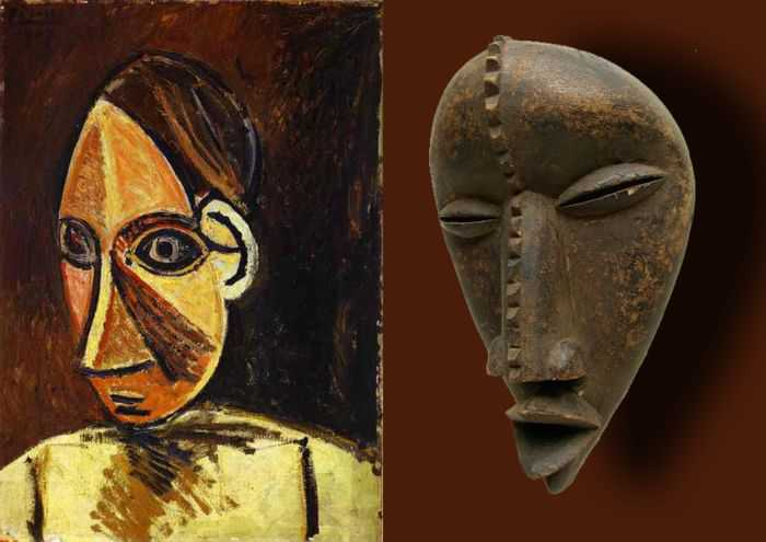 Abstract Art Was Influnced By Africa