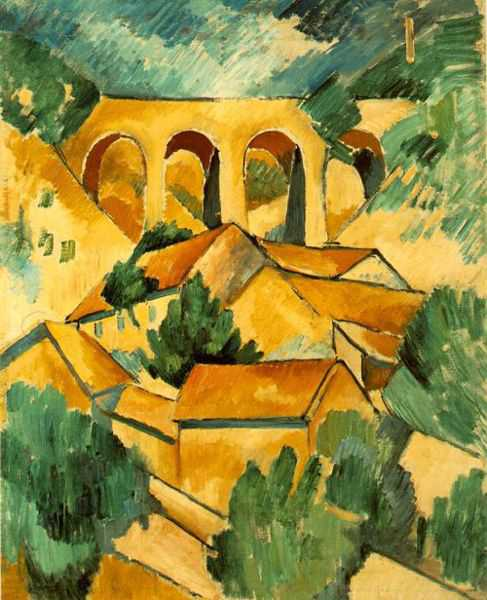 Cubism The First Abstract Style Of Modern Art