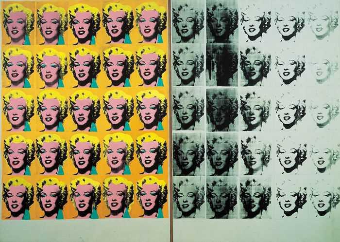 Pop Art - the art of popular culture