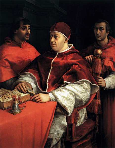 The List of Popes