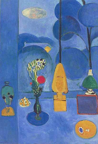 Henri Matisse Still Life Painting