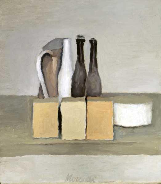 'Natura Morta (Still Life)', 1956 (oil on canvas)