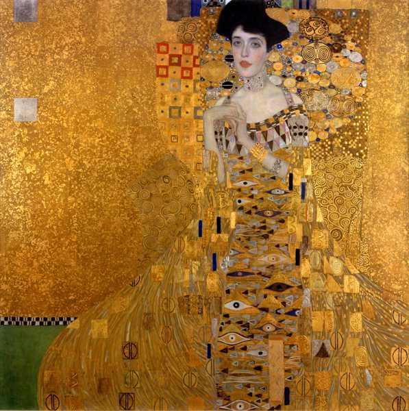 gold geometric pattern wallpaper