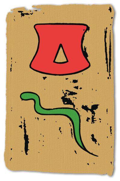 Ancient Egyptian Hieroglyphics Alphabet