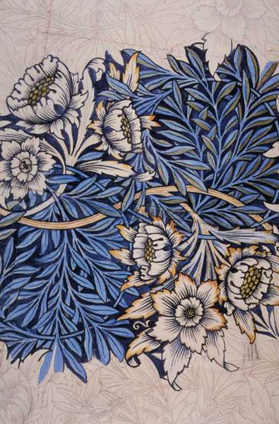William morris the arts and crafts movement for Arts and crafts movement graphic design