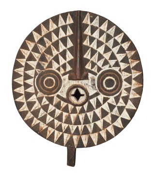 African Owl Mask from the Bwa people of Burkina Faso.