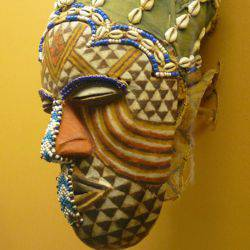 African Mask Materials