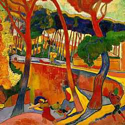 Fauvism and Expressionism Slideshow