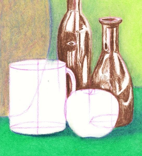 Passo 4: Coloração do vaso